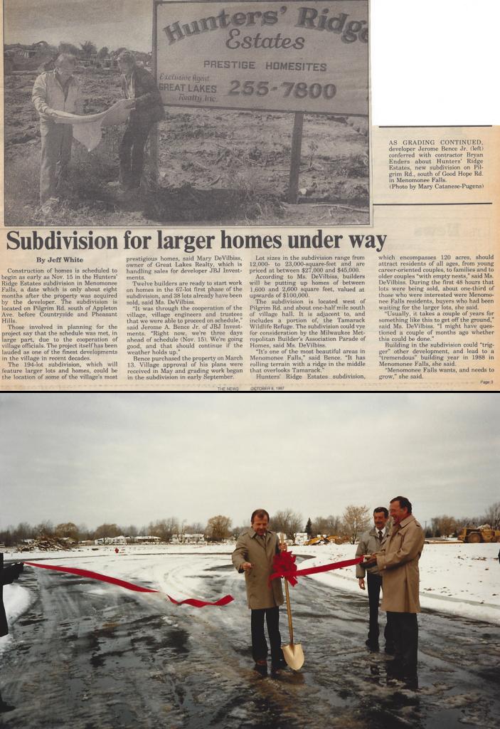 1987 – Diversifying