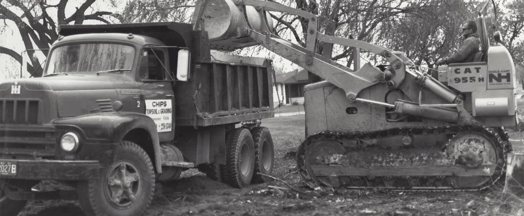 1959: Chip's Topsoil & Grading